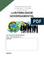 Apostila Contabilidade Governamental (1)