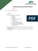 Práctica 3-Paro y Arranque de Motor Trifasico