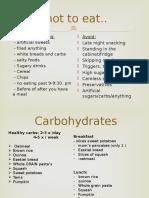 nutrition pwpt-u9