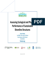 Presentation Shoreline Rapid Assessment