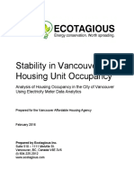 City of Vancouver empty homes report