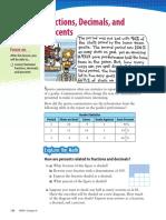 4 2 fractions decimals and percents
