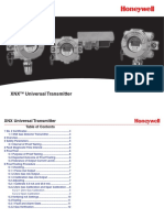 XNX Uni Transmitter_Safety Manual
