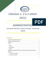 Caderno de Administrativo