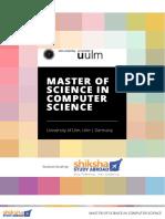 University of Ulm MS Cost