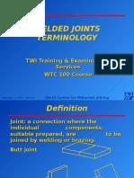 2 Welding Terminology