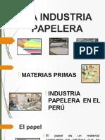 La Industria Papelera-exposicion