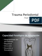 Trauma Periodontal