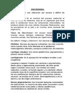 DISCROMIAS.doc
