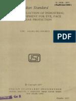 8520 Eye, Face