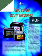 RC 275 Acumuladores