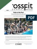 Crossfit Swimming