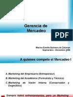 gerencia-de-mercadeo-unimet-2009.ppt
