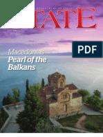 Macedonia's Pearl of the Balcans