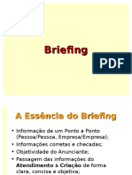 Briefing Completo