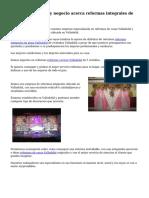 Muy buen servicio y negocio acerca reformas integrales de cocinas Valladolid