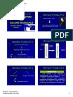 Fundamentos da Cromatografia