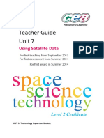 Level 2 Space Science Technology Support 15102