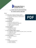 Programa Practica Neuroanatomía