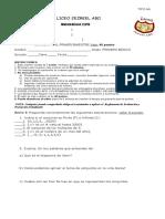 Matematicas AA