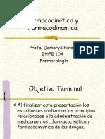 PROFA. DAMARYS PÉREZ  ENFE 104 /  FARMACOLOGÍA