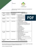 CRONOGRAMA DE EXAMENES I PA 2015-2016.doc_ Primaria - copia.doc
