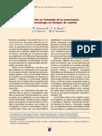 Colombia y La Nanociencia