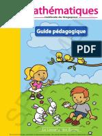 Guide pédagogique