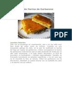 Empanada de Harina de Garbanzos
