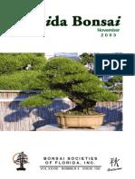 Florida Bonsai - Nov 03 - Screen