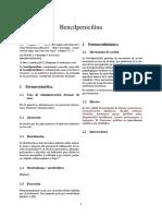 Bencilpenicilina