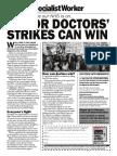Junior Doctors' Strike Outside London 090316 Update