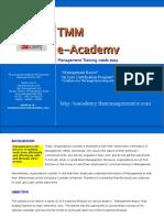 The TMI E-Academy