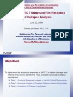 June2004WTC7StructuralFire&CollapseAnalysisPrint