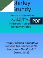 Shirley Grundy-3 Interes (Tecnico, Practico y Emancipador)