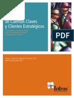 Gestion Cuentas Claves