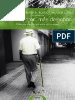 Libro- Mas Mayores, Mas Derechos