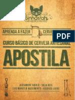 Curso Basico de Cerveja Artesanal