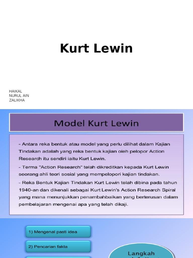 Kurt Lewin