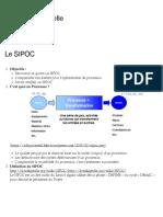Le SIPOC | Gestion Industrielle