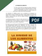 LA HIGIENE DE ALIMENTOS.doc