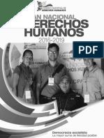 Plan de Desarrollo de los DDHH en Venezuela