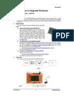DSO138 Oscilloscope Upgrade