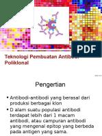 antibodi poliklonal.ppt