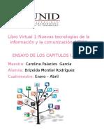 Ensayo Libro Virtual 1. Cap. 1 ,2 y3