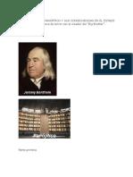 Introducción Al Panóptico y Sus Consecuencias en El Estado Moderno, Maldonado Anguita Sergio