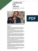 08/02/16 Reconocen ONG política de transparencia de la gobernadora Pavlovich - Milenio