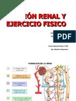 3. Función Renal y Ejercicio Fisico Jcg Cen