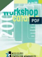 workshop catalog - spring