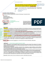 Gel de Clorhexidina intra-alveolar en la prevención de la alveolitis